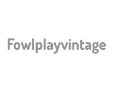 Shop Fowl Play Vintage logo