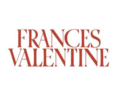 Shop Frances Valentine logo