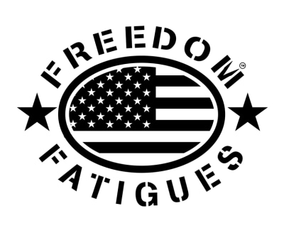 Shop Freedom Fatigues logo