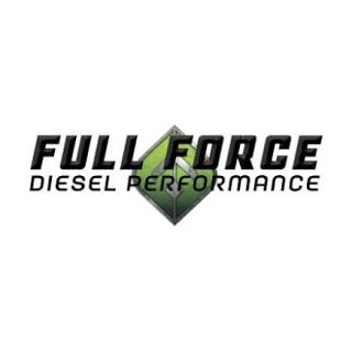 Shop Full Force Diesel logo