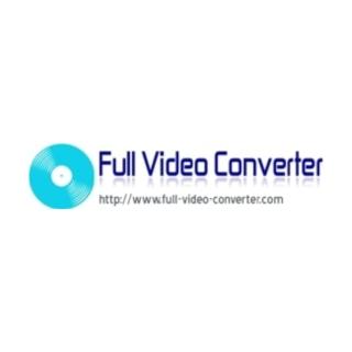 Shop Full Video Converter logo