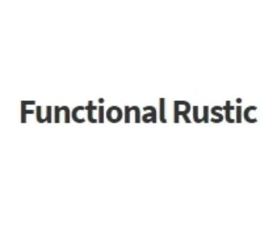 Shop Functional Rustic logo