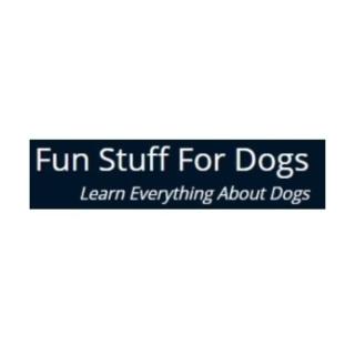 Shop Fun Stuff For Dogs logo