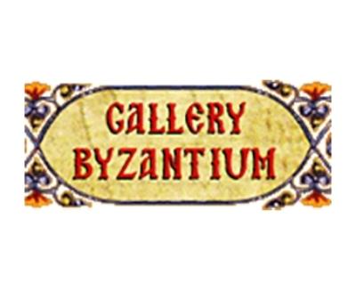 Shop Gallery Byzantium logo