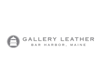 Shop Gallery Leather logo