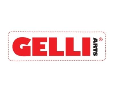 Shop Gelli Arts logo