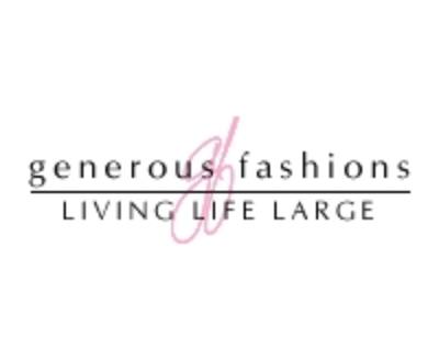 Shop Generous Fashions logo