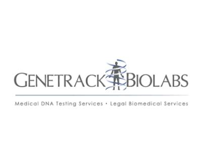 Shop Genetrack Biolabs logo