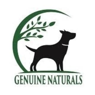 Shop Genuine Naturals logo