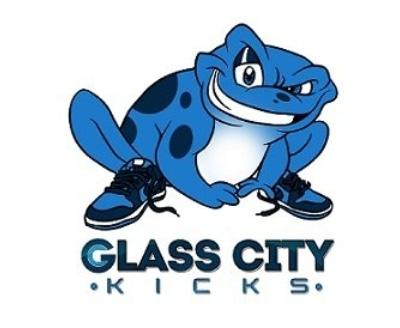 Shop Glass City Kicks logo