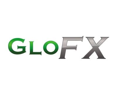 Shop GloFX logo