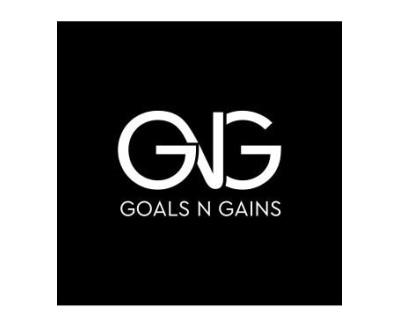 Shop Goals N Gains Apparel logo