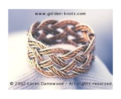 Shop Golden Knots logo