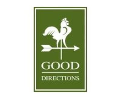 Shop Good Directions logo