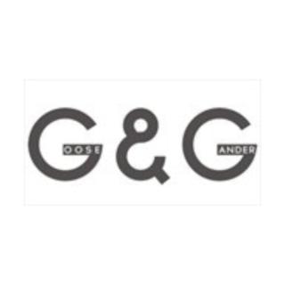 Shop Goose & Gander logo