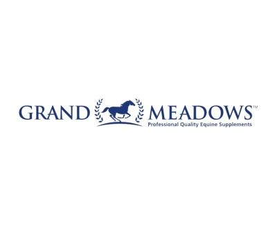 Shop Grand Meadows logo