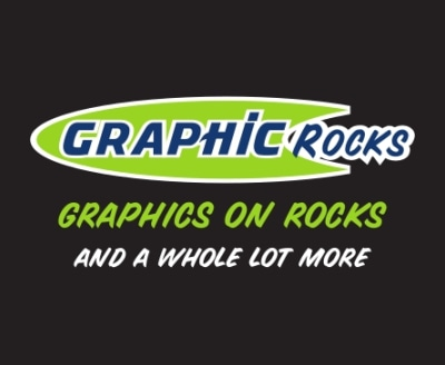 Shop Graphic Rocks logo