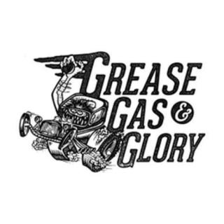Shop Grease Gas & Glory logo