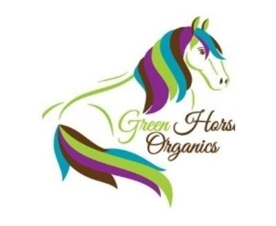Shop Green Horse Organics logo