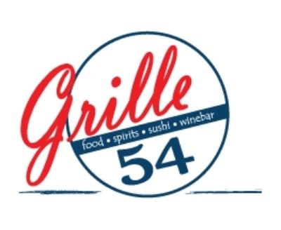 Shop Grille 54 logo
