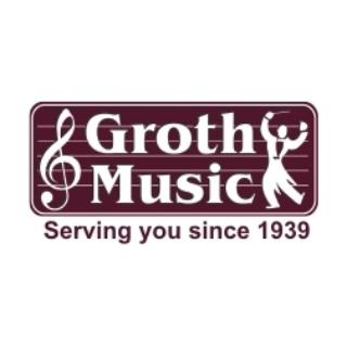 Shop Groth Music logo