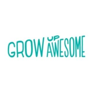 Shop Grow Up Awesome logo