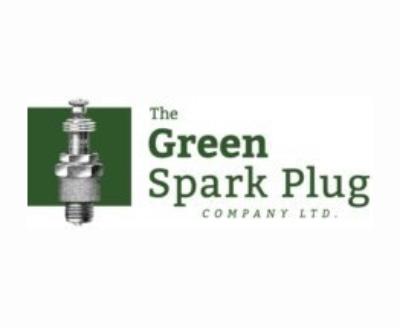 Shop The Green Spark Plug Company logo