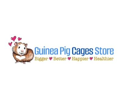 Shop Guinea Pig Cages Store logo