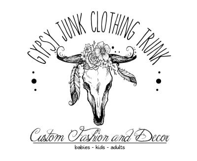 Shop Gypsy Junk Clothing Trunk logo