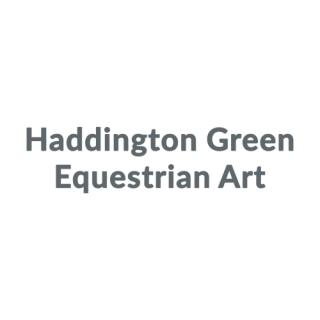 Shop Haddington Green Equestrian Art logo