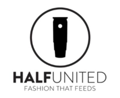 Shop Half United logo