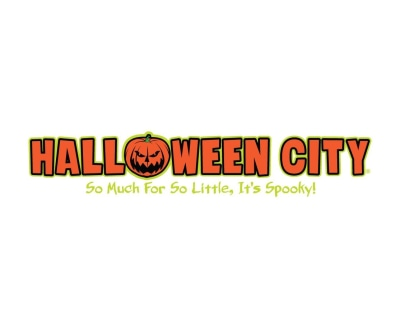 Shop Halloween City logo