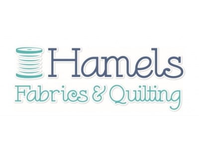 Shop Hamels Fabrics logo