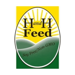 Shop H and H Feed logo