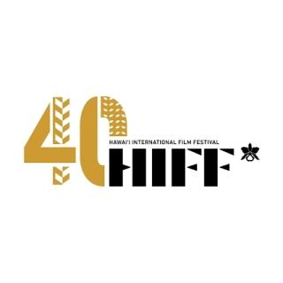 Shop Hawaii International Film Festival logo