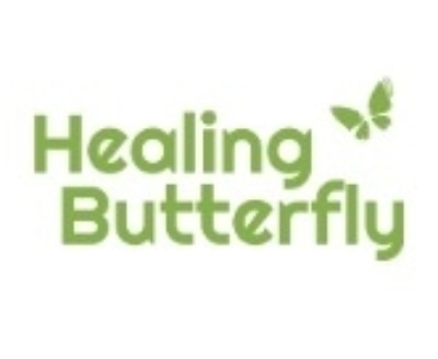 Shop Healing Butterfly logo