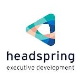 Shop Headspring Executive  logo