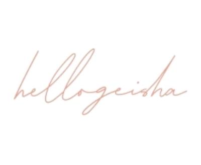 Shop Hello Geisha logo