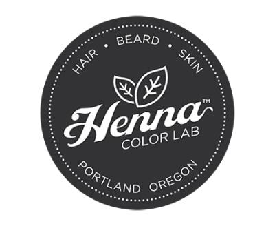 Shop Henna Color Lab logo