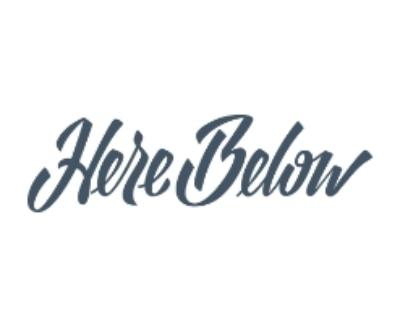 Shop Here Below logo