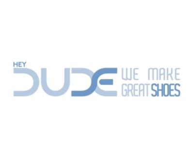 Shop Hey Dude Shoes logo