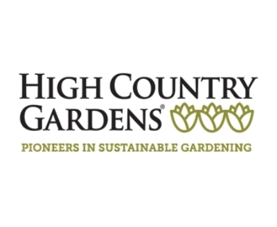 Shop High Country Gardens logo