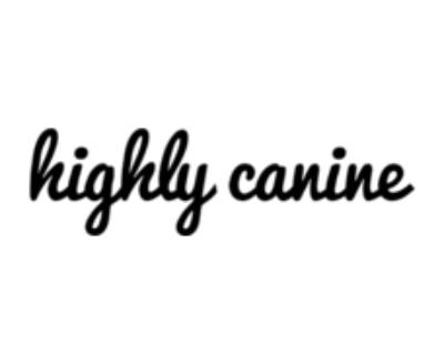 Shop Highly Canine logo