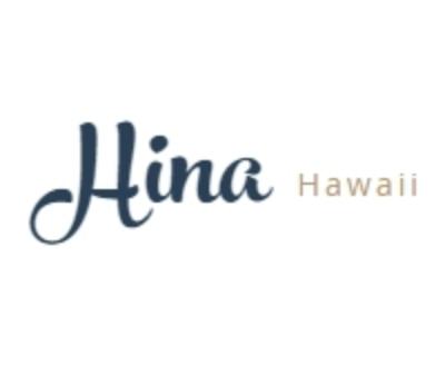 Shop Hina Hawaii logo