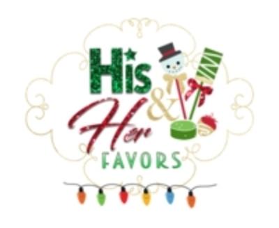 Shop His & Her Favors logo
