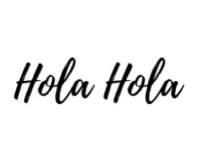 Shop Hola Hola logo
