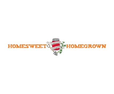Shop Homesweet Homegrown logo
