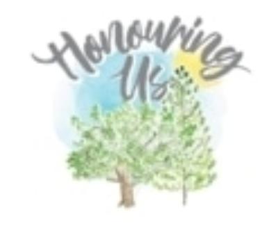 Shop Honouring Us logo