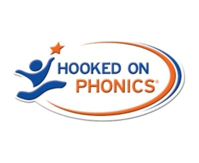 Shop Hooked On Phonics logo