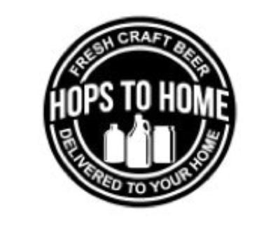 Shop Hops to Home logo